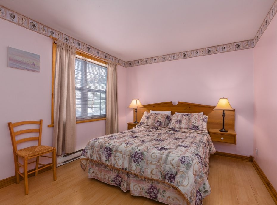 location Baie-St-Paul appartement-hébergement chambre confort